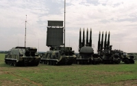 В Херсонской области начались испытания зенитных ракет