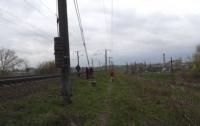 На Ривненщине инвалид бросился под грузовой поезд
