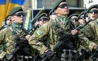 Украина усиливает границу с Беларусью