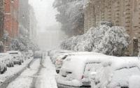 Морозы и снегопады в Европе: погибли более 60 человек