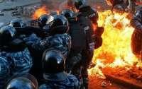 Сегодня началось силовое противостояние с режимом Януковича