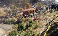 Грузовик врезался в три автобуса в Танзании: 20 погибших, 45 пострадавших