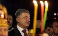 В рамках предвыборной агитации Порошенко раздает госнаграды представителям Церкви