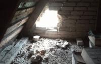Оккупанты повредили дома мирных жителей (фото)