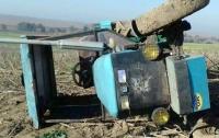 Трагедия в Хмельницкой области: самодельный трактор задавил ребенка