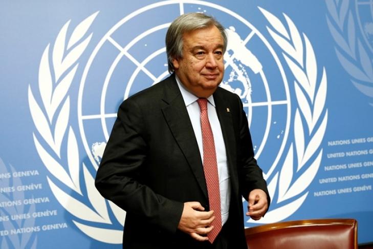 Бывший премьер-министр Португалии стал фаворитом напост генерального секретаря ООН