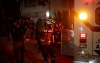 В Мексике обрушилась парковка: есть жертвы