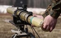 Под Харьковом из гранатомета обстреляли внедорожник