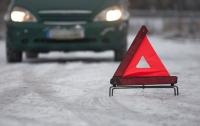 Под Харьковом сбили пешехода: подозревают наезд сразу трех автомобилей