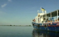 На дне Днепра обнаружили два 300-летних корабля (видео)