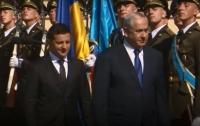 Впервые за 20 лет: Зеленский встретился с Нетаньяху