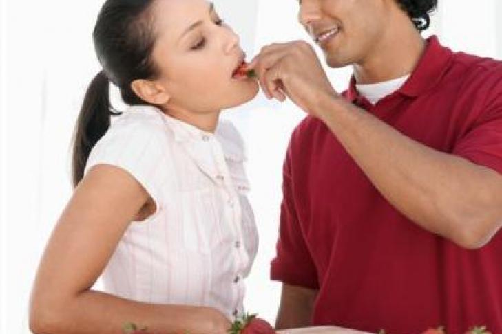 продукты от запаха изо рта