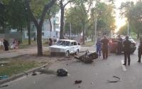 Масштабное ДТП в Харькове, есть погибшие