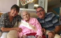 Назван секрет долголетия 108-летней женщины