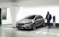 Первый переднеприводный BMW появится в продаже в 2015 году (ФОТО)