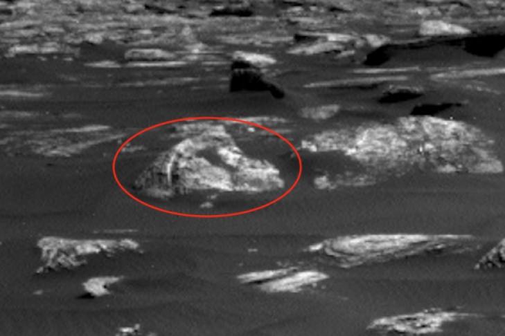 НаМарсе немалый дом марсиан-лилипутов утер нос уфологам