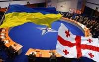 Украинские и грузинские моряки по стандартам НАТО отработали маневры