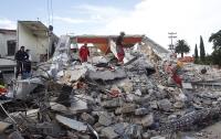 Мексика объявила режим ЧП в пострадавшем от землетрясения южном штате
