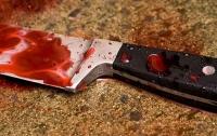 На Херсонщине в ответ на избиение женщина ударила мужчину ножом