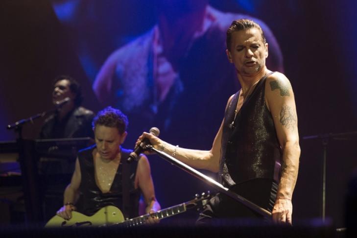 Depeche Mode потребовали очень большой райдер— Welcome toKyiv