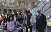 Лувр почав працювати після довгих місяців карантину