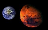 Ученые считают, что Земля может столкнуться с Марсом