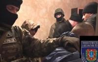 В Одессе полиция со штурмом задержала преступную группу