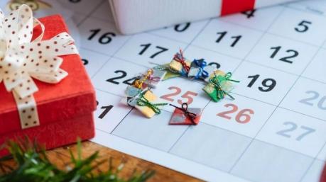 Стало известно, сколько украинцы будут отдыхать на Новый год