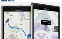 Nokia может воздержаться от продажи картографического бизнеса