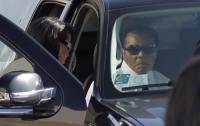 Мухаммед Али приехал на похороны Джо Фрейзера (ФОТО)