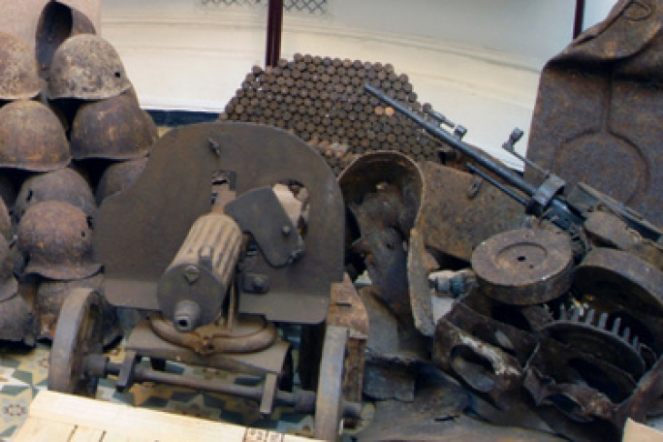 Топ-5 находок времен второй мировой войны.