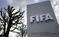 FIFA оштрафовала Украину на 60 тыс. франков