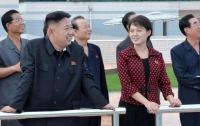 У жены Ким Чен Ына новый титул
