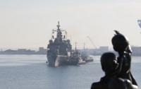 Дружеский визит: В Одессу зашли военные корабли Турции