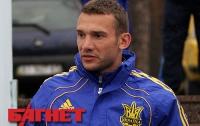 Андрей Шевченко вновь сел за парту