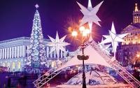 Каждый район Киева будет отмечать новогодние праздники по-своему