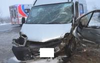 Микроавтобус с украинцами попал в аварию в Словакии