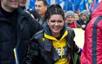 Очередным «мучеником революции» может стать певица Руслана
