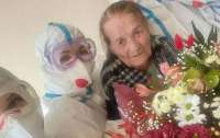 100-летняя украинка выздоровела от коронавируса в Черновцах