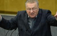 Террористы просят поддержки клоуна Жириновского
