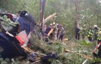 По факту падения вертолета в Киеве открыли уголовное производство