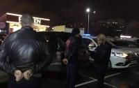 Взрывной рюкзак: в Киеве обнаружили