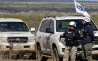 Боевики запретили въезд наблюдателям ОБСЕ в три населенных пункта Донбасса