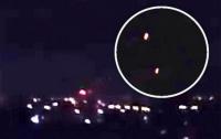 Над Лондоном было зафиксировано сразу пять НЛО (видео)