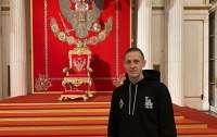 Футболиста выгнали из клуба за поездку в Санкт-Петербург