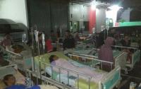 Увеличилось число жертв землетрясения в Индонезии