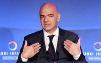 Инфантино планирует распределять половину дохода ФИФА между федерациями