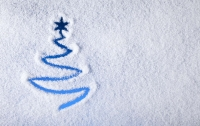 Синоптики обещают украинцам в новогоднюю ночь слабые морозы без снега