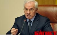 Азаров призвал «казнить» чиновников за пьяную езду