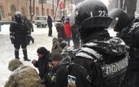 СМИ: в Киеве происходят столкновения возле Верховной Рады
